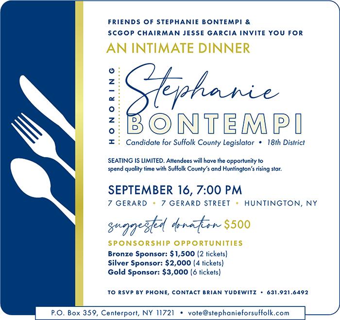 Stephanie Bontempi events